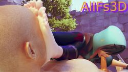 3d allfs3d alternate_costume animated blender blender_(software) close-up feet feet_on_face feet_together feet_up fellatio foot_fetish foot_focus foot_lick foot_smelling foot_worship graffiti_tracer hood leggings legwear licking licking_foot oral overwatch painted_toenails red_toenails rubbing smell smelling smelly_feet smothering soles sound sound_effects sucking sweaty_feet toes tracer webm worship