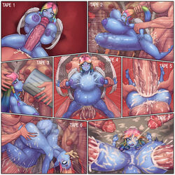 abs ahe_gao amazon angel angel_wings barefoot big_belly big_breasts big_penis blue_skin bouncing_breasts breast_grab breast_squeeze breasts cervical_penetration clenched_teeth cum cum_drinking cum_in_ass cum_in_mouth cum_in_pussy cum_inside cum_on_breasts cum_on_face cum_on_upper_body cum_vomit cumshot double_penetration eonbound excessive_cum futa_on_female futanari gangbang goddess grin height_difference huge_ass huge_breasts huge_cock kingbang large_insertion moaning multicolored_hair multiple_girls muscles muscular_female muscular_futanari naughty_face nipple_bulge nipple_penetration nipples orgasm paizuri pectoral_bulge penis phessian pink_eyes pointy_ears rainbow_hair rough_sex seductive seductive_smile size_difference smile stomach_bulge thick_thighs x-ray xaessya