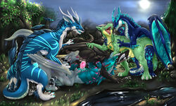 anal cum docking dragon fellatio feral fingeringlicking forest from_behind_position frostwing group group_sex invalid_tag male male/male mountain mounting oral orgy sandwiched sex tree weisswinddragon