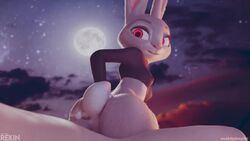 3d anal anal_penetration animated anthro areolae ass blender bouncing_breasts breasts comandorekin edit erection judy_hopps nexus763 nipples penetration penis pussy rabbit sex sound sound_edit straight webm zootopia