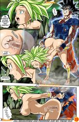 ahe_gao ass blue_eyes breasts caulifla comic cum cum_in_pussy cum_in_uterus cum_inside defeated dragon_ball dragon_ball_super dragon_ball_z feet fellatio fusion grey_eyes kale kefla large_breasts oral penetration penis pussy pussy_ejaculation pussy_juice rape son_goku super_saiyan text titjob tournament_of_power transformation ultra_instinct vaginal_penetration vercomicsporno x-ray