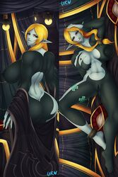 ass bed big_breasts big_butt big_nipples breast_grab breasts dakimakura_design female hair hand_on_breast huge_breasts humanoid licking licking_lips long_ears long_hair looking_at_viewer lying midna multiple_poses nintendo nipples on_side pointy_ears pose presenting presenting_pussy puffy_nipples pussy ring spread_legs spreading the_legend_of_zelda tongue tongue_out twili twili_midna twilight_princess urw video_games