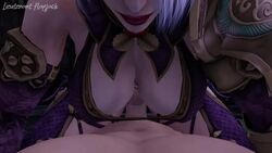 3d all_pov animated breasts cowgirl_position cpt-flapjack erection female isabella_valentine loop male no_sound penis pov sex soul_calibur source_filmmaker straight webm