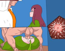 after_sex age_difference breeding cheating cheating_wife couple creampie cum cum_drip cum_in_pussy cum_inside cumming cumshot erection family_sex female impregnation incest kunoichi male male/female mating_press mature_female milf mother mother_and_son naruto naruto_shippuden overflow ovum penetration penis pussy rough_sex son spread_legs spread_pussy straight thick_thighs uzumaki_kushina uzumaki_naruto vaginal vaginal_penetration