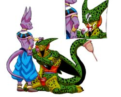 alien anthro barefoot beerus big_ears cell_(dragon_ball) claws clothed clothing cum cum_on_face cum_string domestic_cat dragon_ball dragon_ball_super dragon_ball_z ear_piercing ear_ring erection felid feline felis fellatio footwear glacierk hand_on_head hi_res humanoid_penis long_ears male male/male mammal nude on_ground open_mouth oral orgasm pants penis piercing purple_penis sex sharp_claws shoes sitting smile spread_legs spreading sucking toe_claws topless