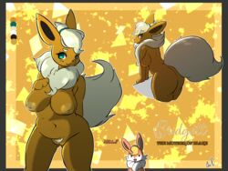 1girls alternate_color ambiguous_gender anthro anthrofied ass back being_watched bent_over big_ass big_belly big_breasts big_ears blaketheflareon blaketheflareon_(character) blue_eyes braixen breasts bridgett_(blaketheflareon) canine chubby eeveelution eye_contact female flareon freckles furry grey_border half-closed_eyes hi_res huge_breasts hybrid large_ass large_breasts long_ears long_hair looking_at_viewer looking_back mammal mature_female meme mother nintendo nude orange_background orange_fur original_character overweight overweight_female parent pokémon_(species) pokemon pokemon_rgby pokemon_xy pubic_hair pussy shiny_pokémon sideboob smile tail text thick_thighs video_games watermark white_fur wide_hips yellow_fur