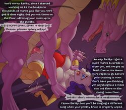 2019 anthro anthrofied armwear big_breasts blue_eyes breasts broken_horn clothing cum dialogue dragon duo elbow_gloves english_text equid fangs female forced friendship_is_magic gloves hi_res horn ldr legwear male male/female mammal my_little_pony nipples penetration penis pussy rape rarity_(mlp) scalie sex sharp_teeth size_difference spike_(mlp) stockings stomach_bulge tears teeth text unicorn vaginal_penetration vaginal_penetration whitekitten