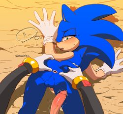 anus ass baalls haroon on_all_fours penis pov shadow_the_hedgehog sonic_(series) sonic_the_hedgehog spread_anus spread_ass
