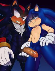 balls cuntboy handjob nowykowski7 penis precum pussy rule_63 shadow_the_hedgehog sonic_(series) sonic_the_hedgehog