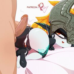 anal anal_sex anal_sex animated anus ass balls black_skin cum cum_in_ass cum_inside duo fangs female female_penetrated fingering from_behind from_behind_position helmet human human_on_humanoid humanoid humanoid_penis imp imp_midna loop male male/female male_penetrating mammal masterploxy masturbation midna mrploxy nintendo oerba_yun_fang open_mouth orange_eyes orange_hair penis pointy_ears pussy sex short_stack straight the_legend_of_zelda twili twilight_princess two-tone_skin vagina vaginal_masturbation vaginal_penetration white_skin