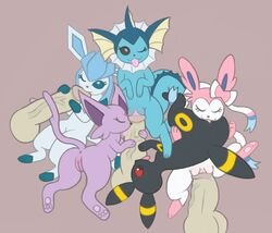 3boys 5girls anus ass canine closed_eyes cunnilingus disembodied_penis eeveelution espeon feet feline fellatio female feral fizwack furry glaceon group huge_penis human interspecies larger_male male male_human/female_feral male_human/female_pokemon nintendo nude oral orgy paws penetration penis pokémon_(species) pokemon pokemon_dppt pokemon_gsc pokemon_rgby pokemon_xy pussy sex simple_background size_difference smaller_female source_request straight sylveon testicles thick_thighs umbreon vaginal_penetration vaporeon veins veiny_penis video_games wide_hips x_anus zoophilia