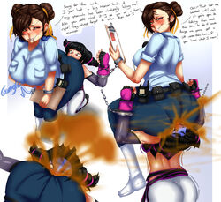 2girls ahe_gao anus asphyxiation ass ass_sniffing ass_worship black_hair blush bondage brown_hair brutal butt_sniffing chained_up chains chair chun-li crossed_legs cruel cruelty crying crying_with_eyes_open death_by_snoo_snoo dominated domination dominatrix eproctophilia face_in_ass facesitting fart fart_fetish fart_in_face farting farting_in_face farts female femdom fetish forniphilia furniture gas green_eyes hand_on_ass human_chair human_furniture humiliation juri_han lazei looking_down objectification odor pantylines pink_hair punishment seat seated sexual_objectification sitting sitting_on_face sitting_on_person slave smell smelling smile smiling smirk smother smothering sniff sniffing street_fighter submission tears tied tied_hands tied_up torture yuri