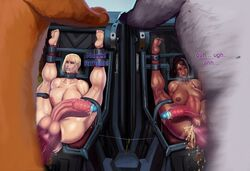 2boys 2futas abs ahe_gao aka6 areolae ass balls barbed_penis barefoot bondage breasts clenched_teeth cum cum_drip cumshot curvy dark-skinned_female dark-skinned_futanari dark_skin erect_nipples erection feet futa_with_futa futa_with_male futanari_penetrated futasub hands-free huge_ass huge_balls huge_breasts huge_penis hyper hyper_penis intersex league_of_legends male male_on_futa male_penetrating male_with_male maledom moaning multiple_subs muscles muscular muscular_futanari naughty_face nidalee nipples nude penis restrained rough_sex screaming seductive sejuani sex stomach_bulge thick_thighs toes urethral urethral_insertion zoophilia