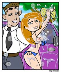 breasts father_and_daughter incest james_timothy_possible kim_possible kimberly_ann_possible nipples rage_grenade