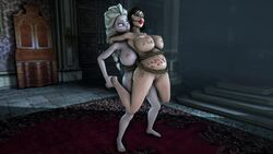 1futa 1girls 3d anal anal_sex animated areolae armpits ass ball_gag barefoot bdsm bed belly belly_button big_breasts bioshock bioshock_infinite black_hair blonde_hair blue_eyes body_writing bondage bouncing_ass bouncing_breasts braided_hair breasts closed_mouth crossover dangling_testicles dickgirl dickgirl/female disney door elizabeth elizabeth_(bioshock_infinite) elsa_(frozen) female flexible forced frozen_(movie) futa_on_female futadom futanari gag gagged highres huge_breasts human human_only humiliated humiliating humiliation indoors intersex johndoe1970 large_testicles lifted lipstick long_hair looking_at_another looking_down makeup naked night nipples no_sound nude open_mouth pale_skin pink_nipples pregnant pussy queen rape red_ball_gag resisting restrained rolling_eyes rope rope_bondage royalty runny_makeup sex short_hair slave source_filmmaker spread_legs stand_and_carry_position standing standing_sex tagme testicles thighs tied_up toes vagina wardrobe webm