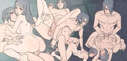 1boy 1girls age_difference ahe_gao areolae ass ass_grab balls barefoot bbw bent_over big_ass black_eyes black_hair blue_hair blush bob_cut boruto:_naruto_next_generations breasts bubble_butt busty cheating cheating_wife cowgirl_position doggy_style feet feet_on_legs feet_together feet_up female fingering from_behind from_behind_position hair_over_one_eye hand_on_ass hyuuga_hinata kenno_arkkan large_ass legs legs_up male male_penetrating masturbation mature mature_female milf naked naruto naruto_(series) nipples nude orgasm orgasm_face penetration penis pleasure_face purple_eyes pussy red_face reverse_cowgirl_position sasuke_uchiha sex short_hair side_view soles spread_legs spreading straight testicles thigh_grab toes tongue tongue_out uchiha_sasuke vagina vaginal_penetration voluptuous younger_female