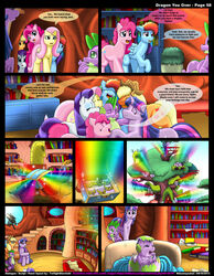 friendship_is_magic kitsune_youkai my_little_pony pinkie_pie_(mlp) rainbow_dash_(mlp) rarity_(mlp) spike_(mlp) tagme twilight_sparkle_(mlp) twilight_sparkle_(mlp)kitsune_youkai