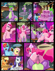 derpy_hooves dragon female fluttershy_(mlp) friendship_is_magic kitsune_youkai male my_little_pony pony rainbow_dash_(mlp) spike_(mlp) twilight_sparkle_(mlp) vaginal_penetration