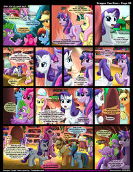 applejack_(mlp) friendship_is_magic kitsune_youkai my_little_pony pinkie_pie_(mlp) rainbow_dash_(mlp) rarity_(mlp) spike_(mlp) tagme twilight_sparkle_(mlp)