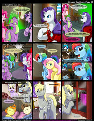 derpy_hooves dragon female fluttershy_(mlp) friendship_is_magic kitsune_youkai male my_little_pony pinkie_pie_(mlp) pony rainbow_dash_(mlp) spike_(mlp) twilight_sparkle_(mlp)