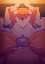 68 2019 animated anthro bed black_nose blush bouncing_breasts breasts closed_eyes cum cum_in_pussy cum_inside dainapp digimon digimon_(species) duo eyes_closed female female_penetrated first_person_view fur human human_on_anthro interspecies male male_human/female_anthro male_human/female_digimon male_penetrating mammal no_sound nude open_mouth orgasm penetration penis pillow pounding pov renamon sex straight sweat vaginal vaginal_penetration webm white_fur yellow_fur