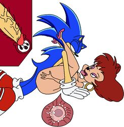 anthro cervical_penetration cum cum_in_pussy cum_in_uterus cum_inside disney female goof_troop impregnation male ovum peg_pete penis sex sonic_(series) sonic_the_hedgehog sperm_cell straight tongue tongue_out vaginal_penetration x-ray